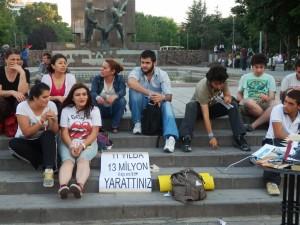 protesta Turchia 1