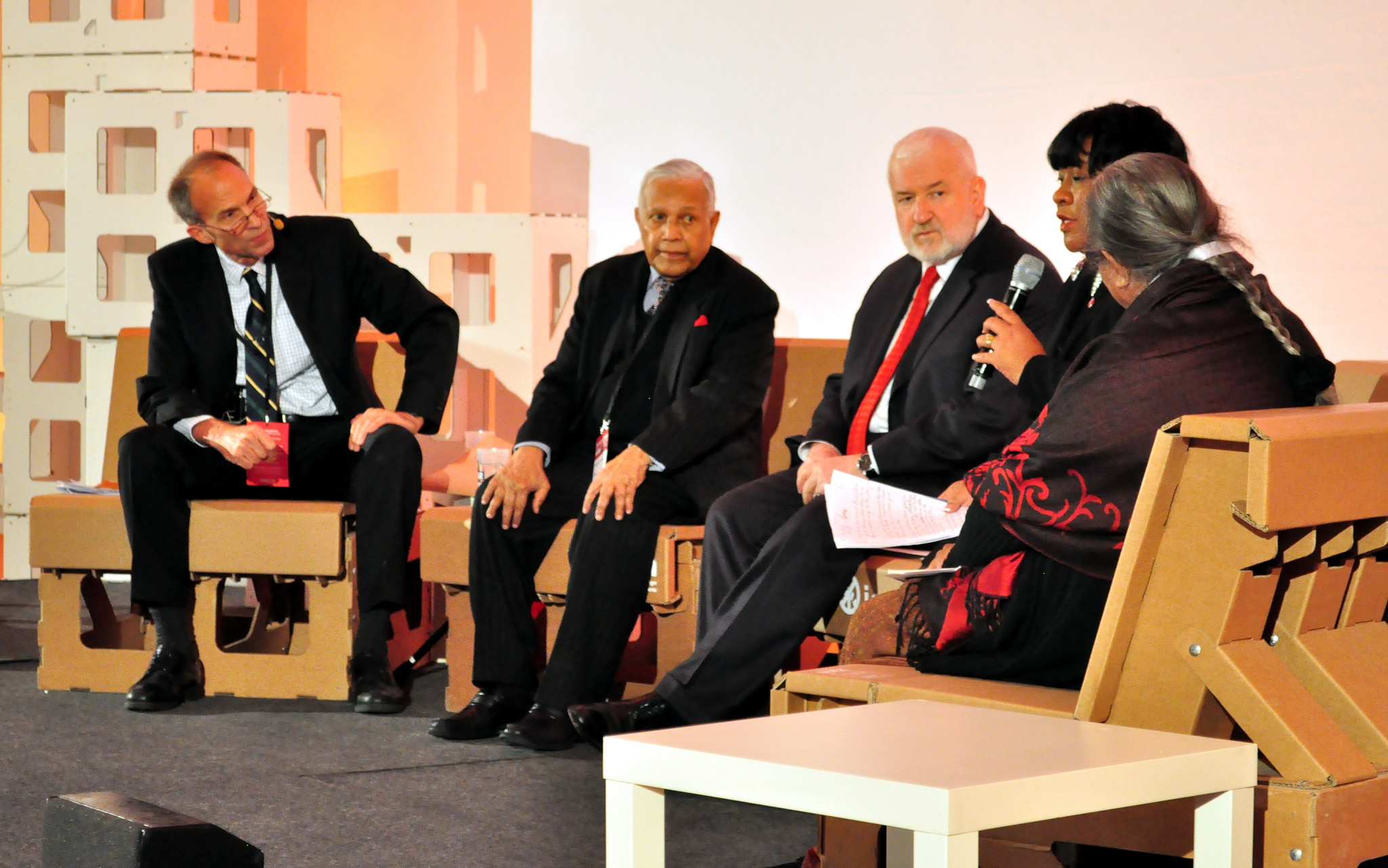 ICAN civil society forum