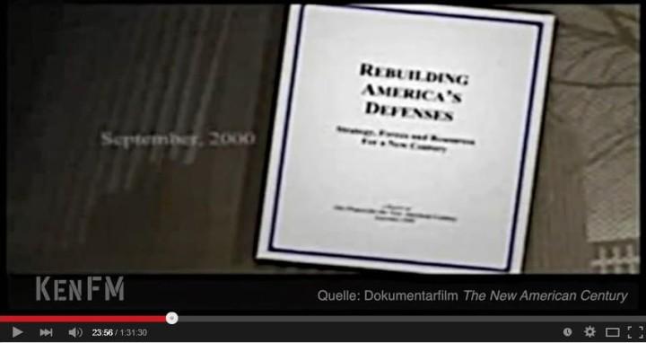 Abb. 3: PNC Strategiepapier aus dem Jahr 2000