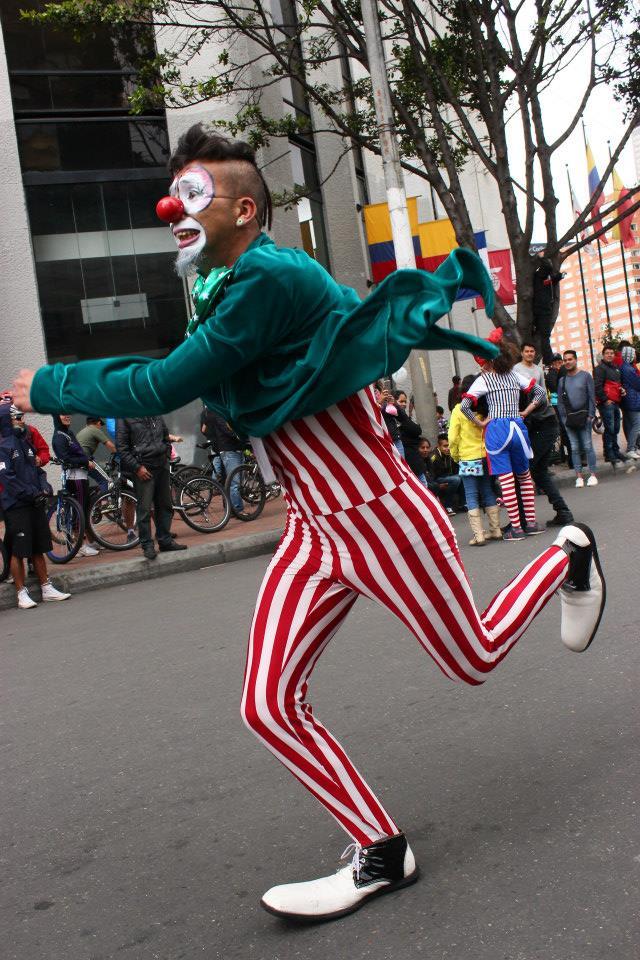 clown seul