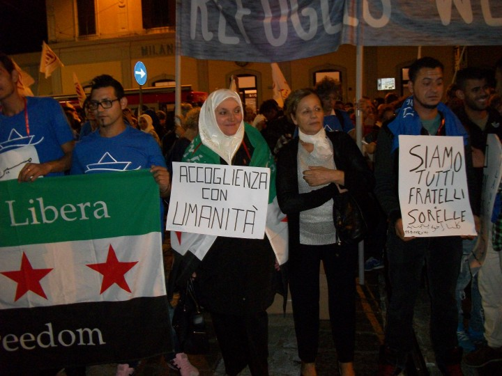 Marcia degli Scalzi Milano 2