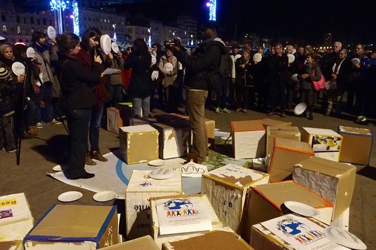 18 décembre à Marseille pour la Journée Internationale des Migrant-e-s, personnes déplacées et réfugié-e-s