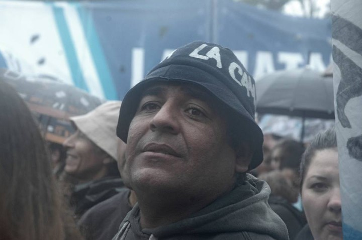 1Respaldo a Cristina Kirchner en Tribunales