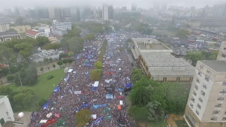 Cristina Kirchner 13 de abril