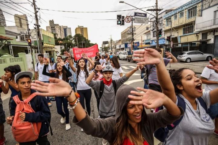 Foto: Mídia Ninja. São Paulo