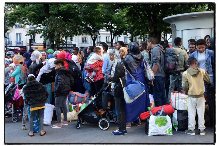 France Terre d'Asile ? Evacuation 2