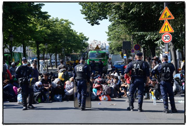 France Terre d'Asile ? Evacuations
