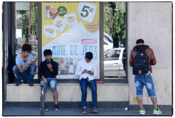 France Terre d'Asile ? WiFi