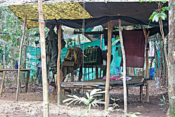 Campamento Caleta. Foto Mariana Ghirello