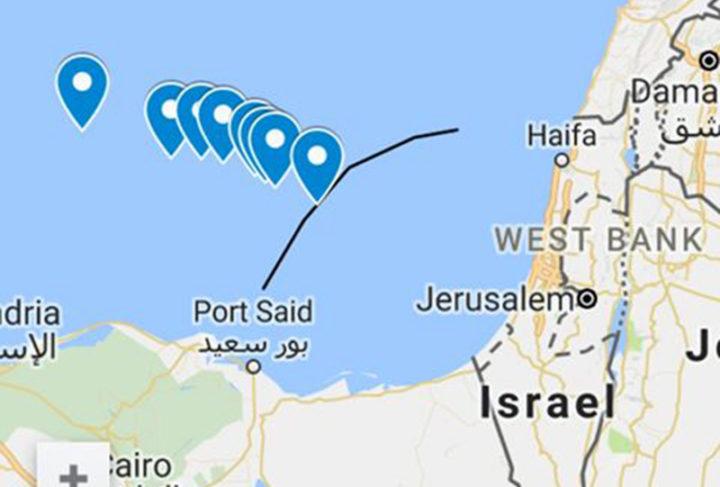 Imagen Colectivo Rumbo a Gaza