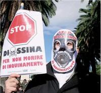 Perche' c'e' tanta diossina nei deposimetri a Taranto?