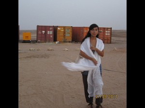 Rossella Urru libera, ora liberiamo il popolo sahrawi