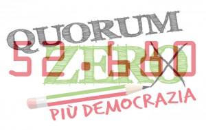 """Presentate a Montecitorio le firme per l'Iniziativa """"Quorum Zero e Più Democrazia"""""""