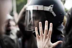 Gran manifestación en Madrid
