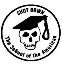 Pasan a Tribunales activistas que exigieron cierre de Escuela de las Américas