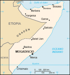 Condemnation of Kenyan military killings in Somalia