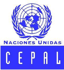 CEPAL: Integración regional y crisis internacional