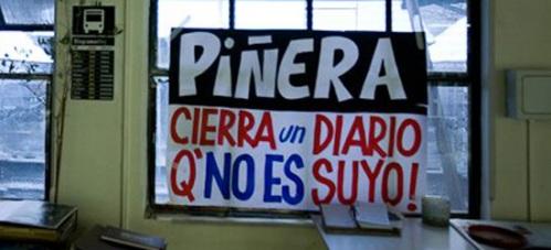 """Gobierno decide """"disolver y liquidar"""" la Empresa Periodística La Nación"""
