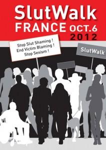 Le samedi 6 octobre, c'est la Slutwalk