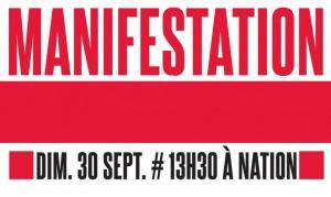 Non à l'austérité comme solution ! Ouvrons le débat en Europe ! Mobilisation 30 septembre 2012