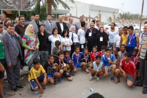 Si è tenuto a Bassora il secondo Forum Iracheno della Nonviolenza