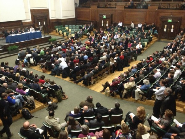 The London New Putney Debates launch a new stage in the Occupy process