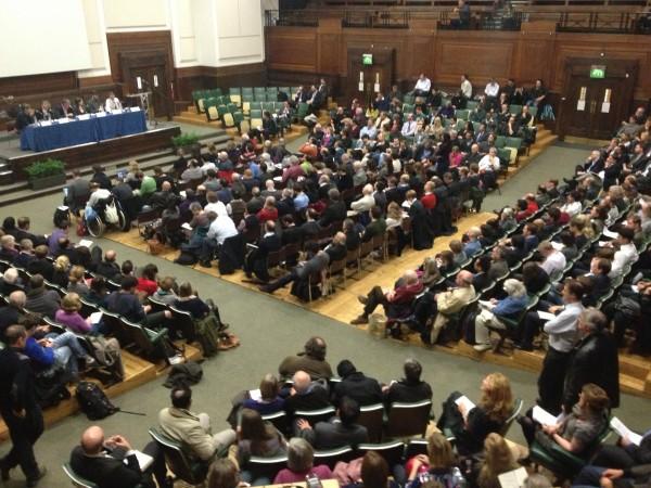 Occupy London : Les 'New Putney Debates' lancent un nouveau moment