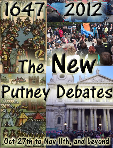 Changing times, same needs. The Putney Debates and Occupy Assemblies, London