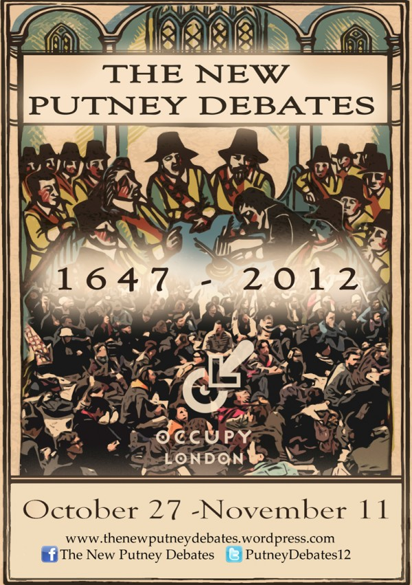 """""""The only certain thing, death and taxes"""" (unless you are a big corporation in the UK). The Putney Debates strike back"""