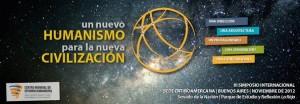 Les cinq thèmes du III° Symposium mondial « Un Nouvel Humanisme pour une Nouvelle Civilisation »