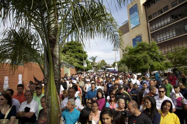 Vive le Venezuela et sa démocratie ! Qu'elle soit un exemple pour nous tous !