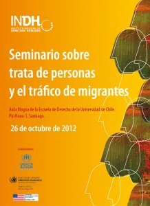 Seminario sobre Trata de Personas y Tráfico de Migrantes