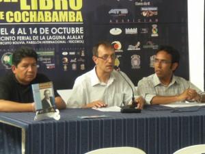 «Apuntes de Psicología» de Silo en Feria del Libro de Cochabamba