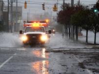 Sandy se desplaza con vientos feroces hacia Nueva Jersey y Nueva York