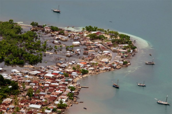 Who Cares About 1.8 Million Haitians Hit by Sandy – They Do Not Vote in US Elections!