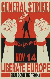 ¿A quién no ayuda la huelga?