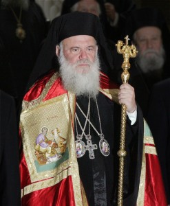 Churches Express Solidarity with Greece