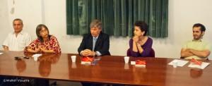 Pressenza lança seu primero livro no III Simpósio Mundial