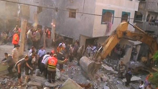 Gaza: civiles palestinos soportan el implacable ataque israelí respaldado por Estados Unidos