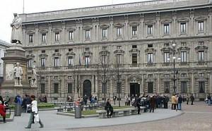 Petizione per la democrazia reale a Milano
