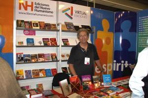 Último fin de semana en la Feria Internacional del Libro de Santiago