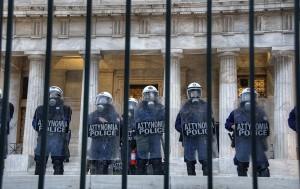 Protesta, repressione e nonviolenza in Grecia