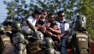 Difunden un crítico informe sobre la situación de los derechos humanos en Chile