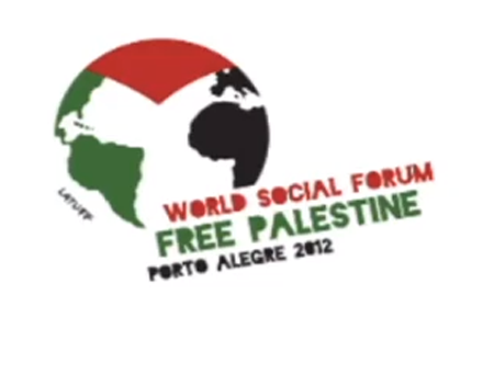 Primeiro Forum Social Mundial Palestina Livre acontece entre 29/10 e 01/12 no Brasil