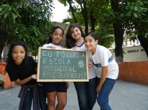 Campanha defende Escola que governo quer demolir devido à Copa Rio 2014