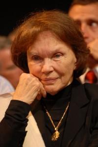 Danielle Mitterrand: la determinación de la dulzura
