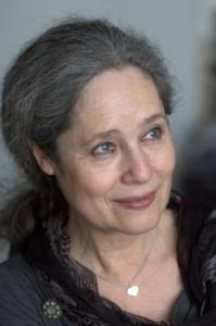Tania Fisherova, actrice et activiste, candidate à l'élection présidentielle en République tchèque