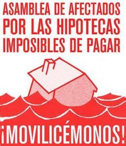 La Plataforma de Afectados por la Hipoteca de Málaga desmiente haber mantenido una reunión con el PSOE