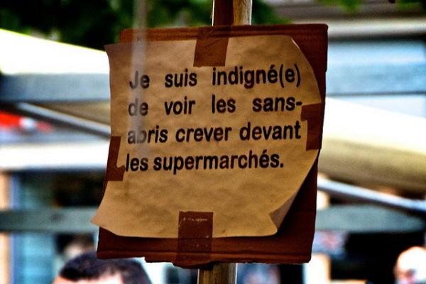 Manifestation «chômage, précarité : toutes et tous concernés» le 1er décembre