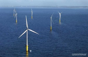 L'eolico potrebbe produrre il 12% dell'energia nel 2020